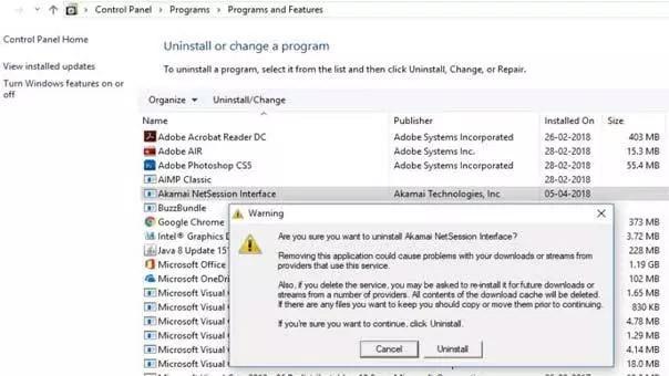 akamai netsession interface should i remove it