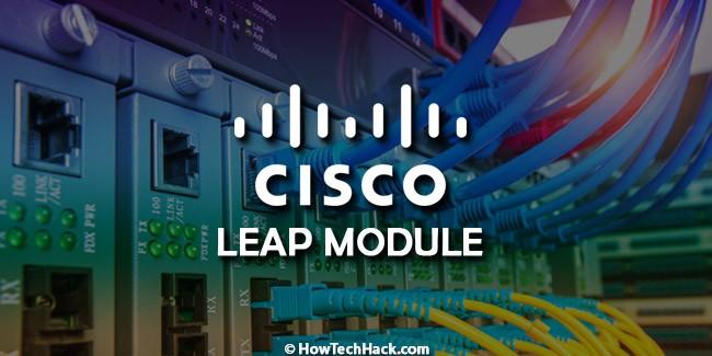 Cisco Leap Module