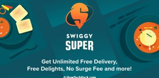 Swiggy SUPER