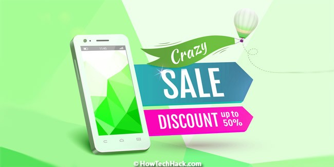 Discounts on Smartphones