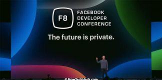 Facebook F8 Conference 2019