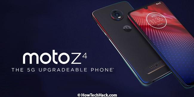 Moto Z4