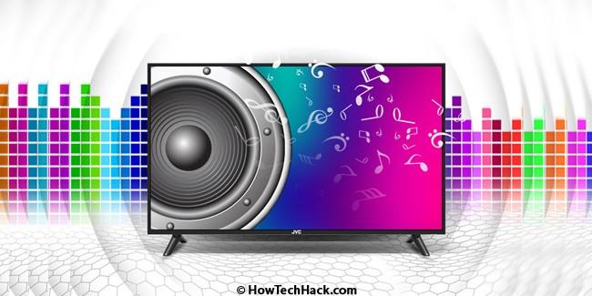 JVC Smart LED TVs