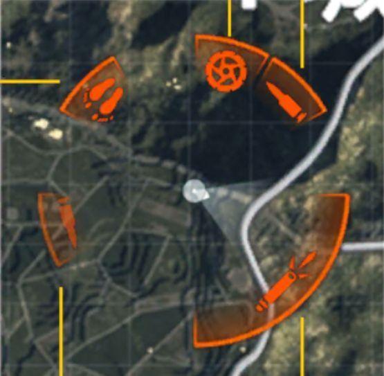 PUBG Mobile Footprints