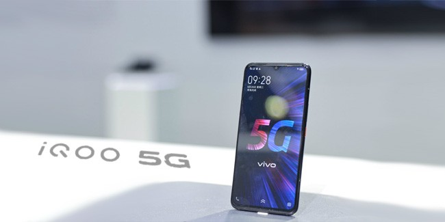 Vivo iQoo 5G