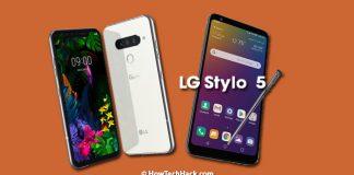 LG G8s ThinQ & LG Stylo 5