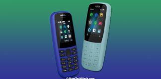 Nokia 105 & 220