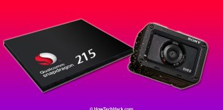 Snapdragon 215 & Sony RXO II Action Camera