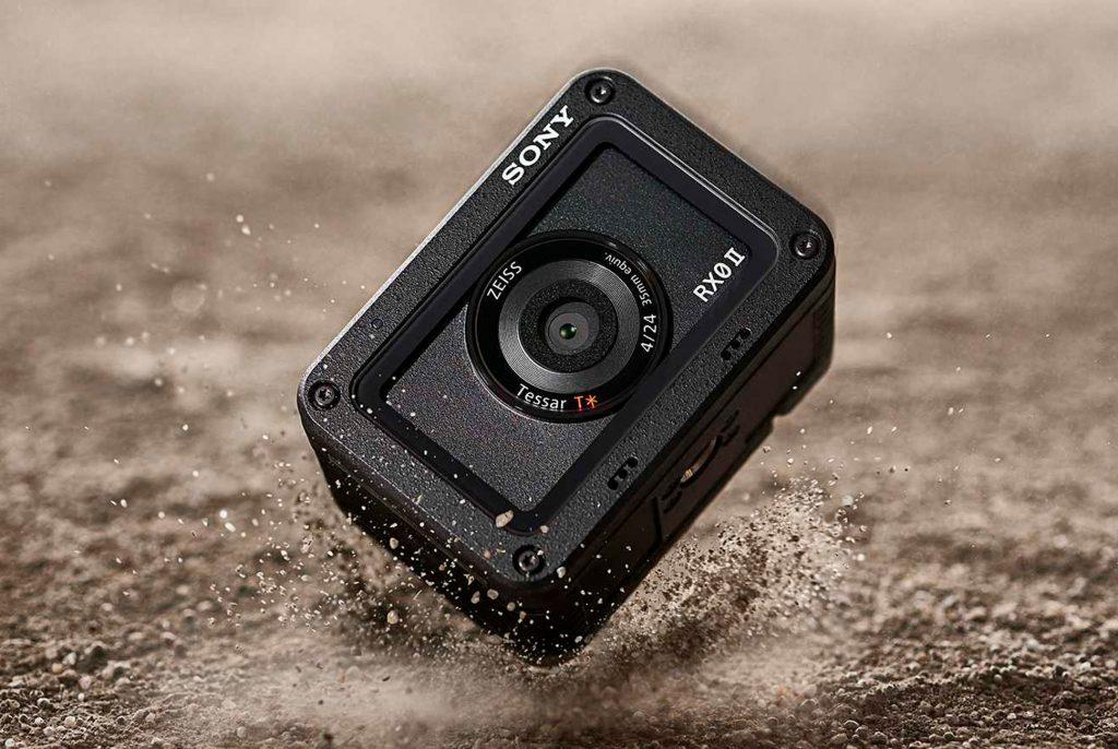 Sony RXO II Action Camera