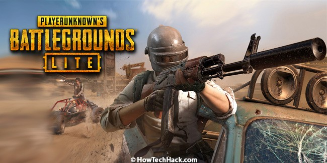 Tencent Launches PUBG Lite Version of PC in India
