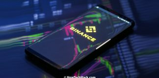 Binance Offers 25BTC Reward