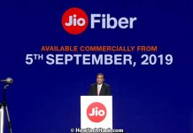 Jio Fiber Launch