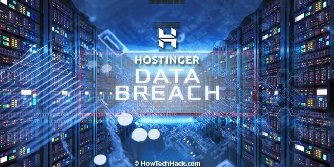 Hostinger Data Breach