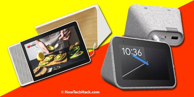 Lenovo Smart Display & Clock