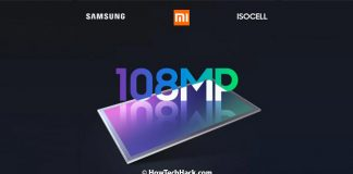 Samsung 108MP Sensor