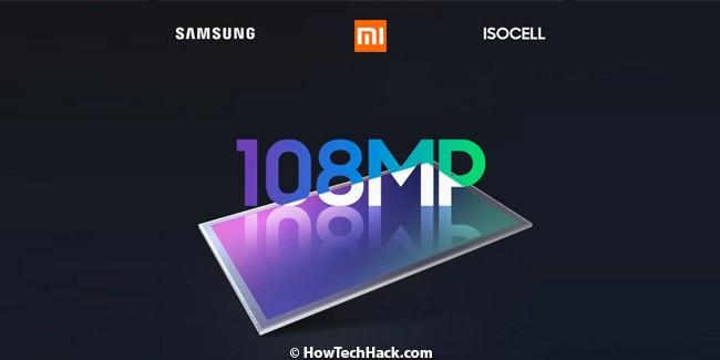 Samsung 108MP Sensor