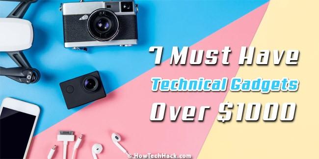 Technical Gadgets