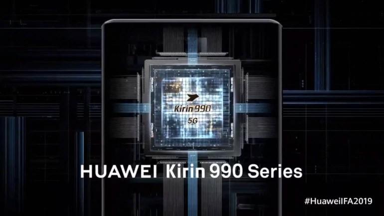 Huawei Kirin 990 5G Chipset