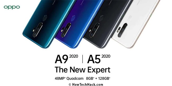 Oppo A9 2020 & A5 2020