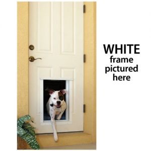 Plexidoor electronic pet door