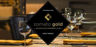 Zomato Extends Gold Membership