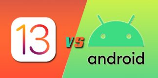iOS 13 vs. Android 10