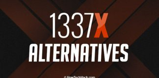 1337X Alternatives