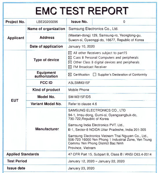 Galaxy-M31-FCC-EMC-Report-1