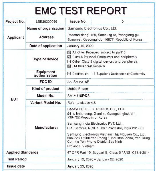 Galaxy-M31-FCC-EMC-Report-1