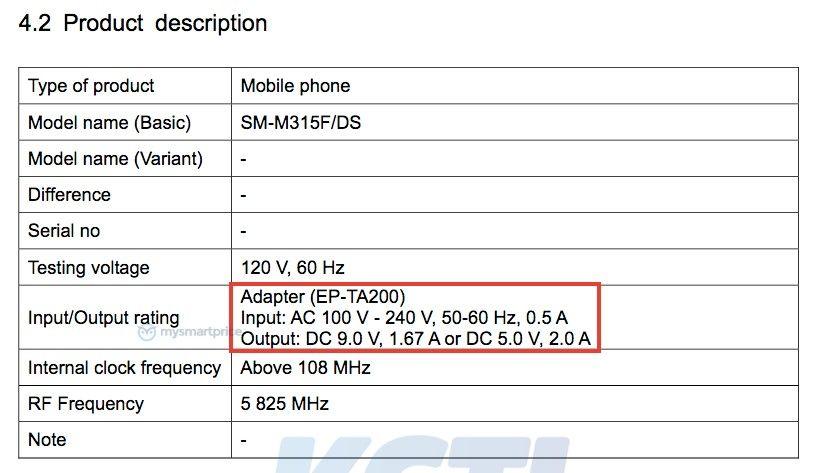 Galaxy-M31-FCC-Fast-Charge