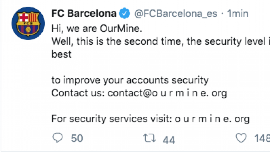 Hi, we are OurMine