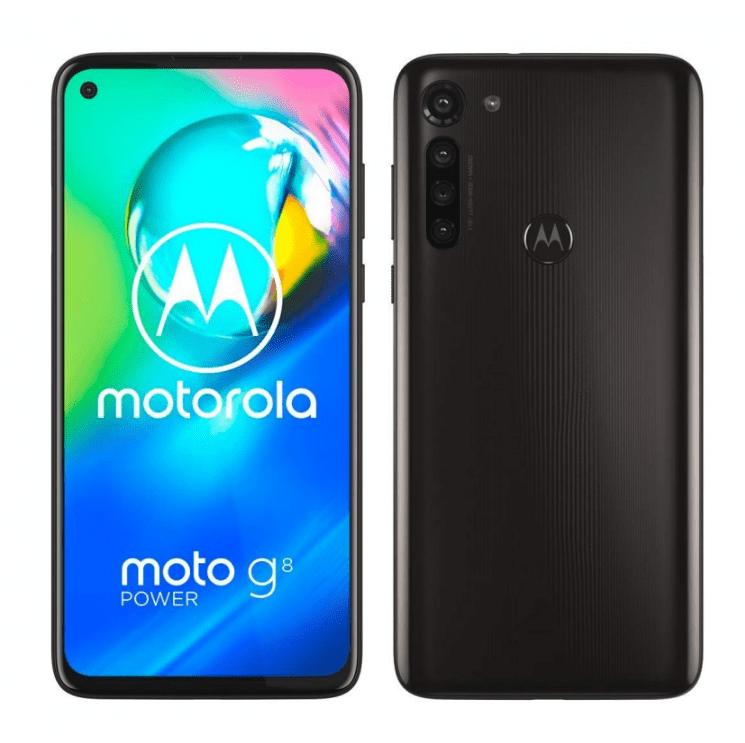 Moto G8 Power whole phone