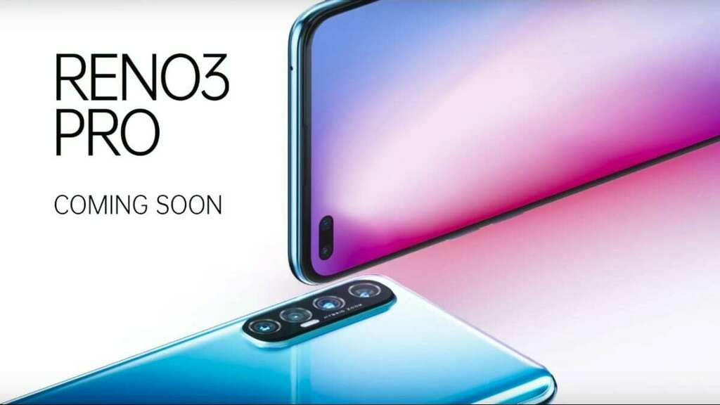 New Oppo Reno 3 Pro is said to come on 2nd of March in 2020