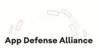 Official Logo for Google App Defense Alliance