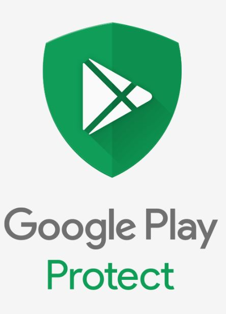 Official Logo for Google Play Protect Service