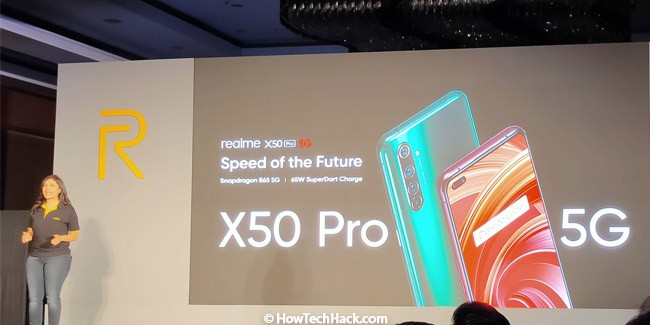 Realme Annoucned its Flagship for 2020 – Realme X50 Pro 5G First Phone with 5G in India