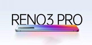 Reno 3 Pro (Official Look)
