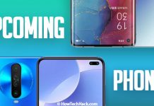 Top 10 Upcoming Phones in March 2020