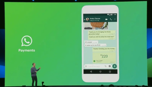 Official Unveiling of WhatsApp by Mark Zuckerberg
