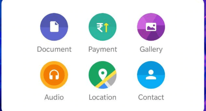 Whatsapp Pay feature