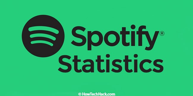 Spotify Statistics: View your Personal Spotify Stats