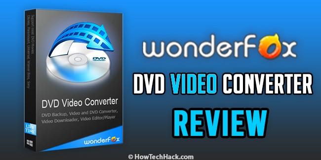 WonderFox DVD Video Converter [REVIEW]