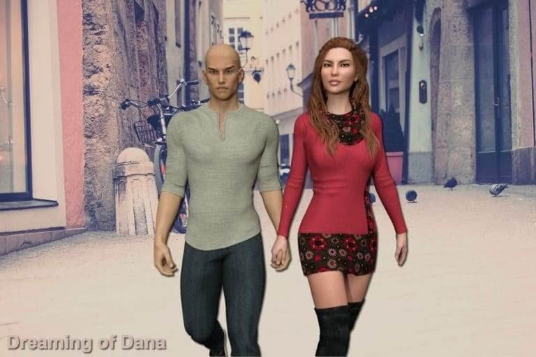 Dreaming of Dana