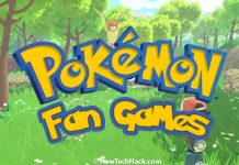 Pokémon Fan Games