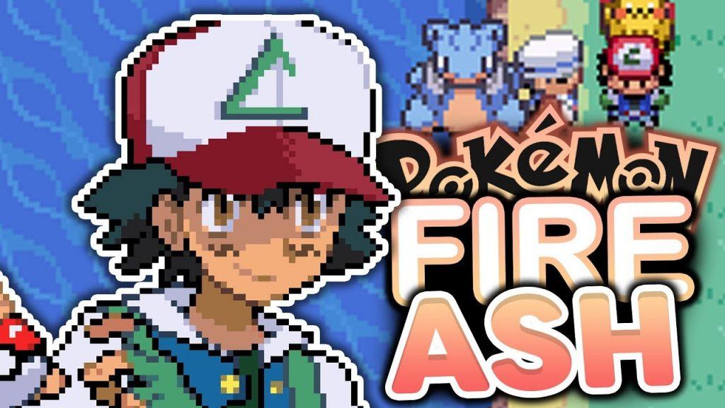 Pokémon Fire Ash