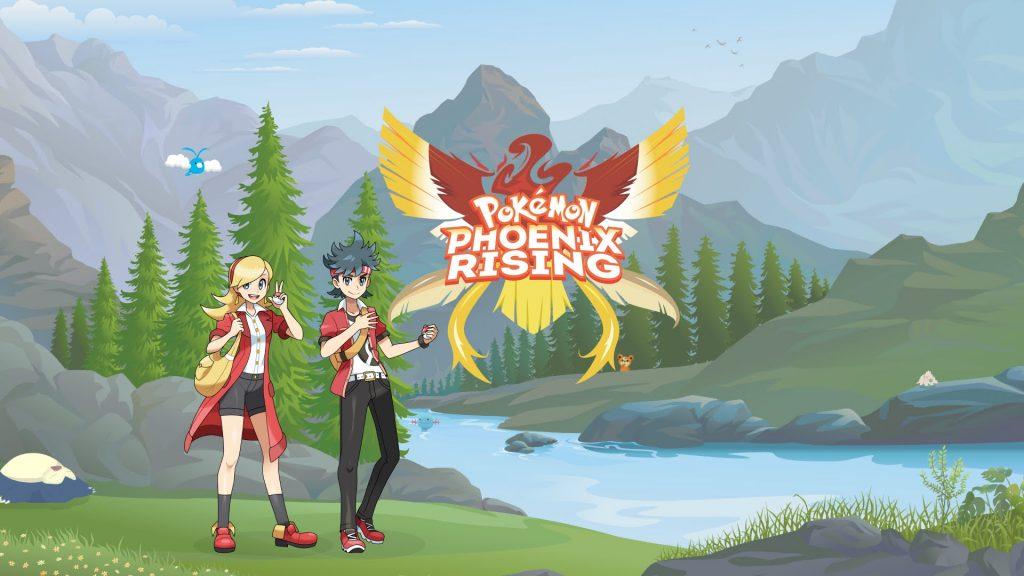Pokémon Phoenix Rising