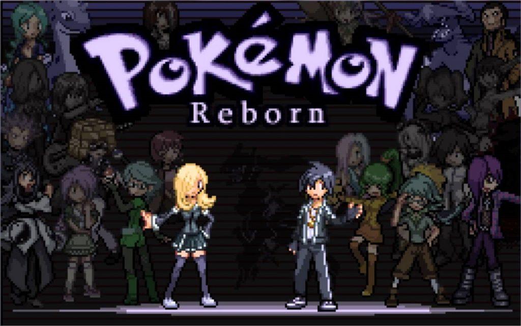 Pokémon Reborn