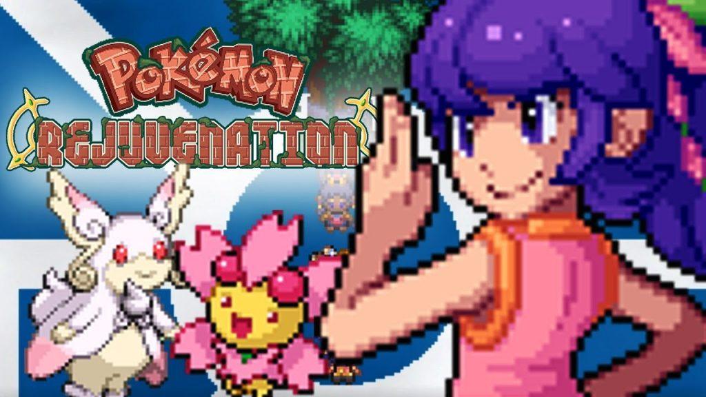 Pokémon Rejuvenation