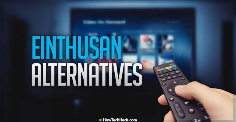 Einthusan Alternatives