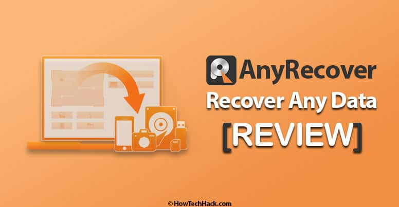 AnyRecover for Windows